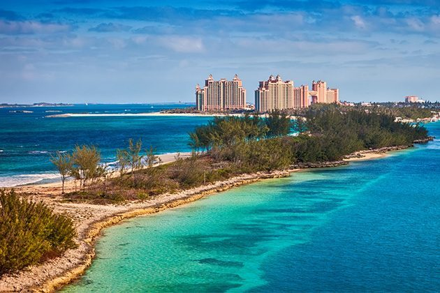 Game your way to the Bahamas
